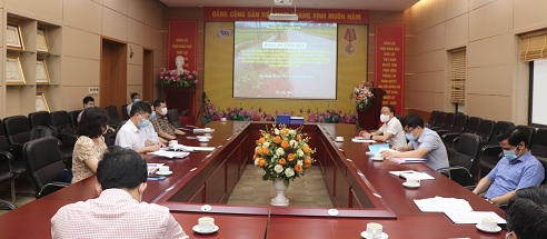 Họp Hội đồng tư vấn tự đánh giá kết quả đề tài quốc gia thuộc Chương trình nông thôn mới