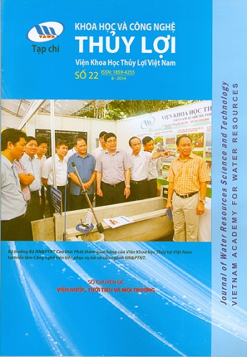 Tạp chí Khoa học và Công nghệ Thủy lợi số 22 năm 2014