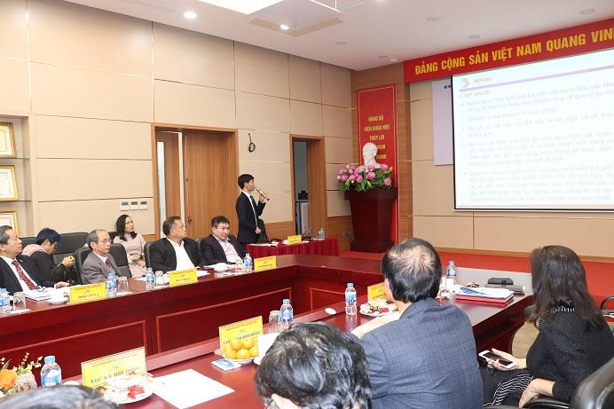 NCS. Nguyễn Mạnh Trường - Phó Viện trưởng Viện Bơm và TBTL bảo vệ thành công luận án tiến sỹ kỹ thuật cấp Viện